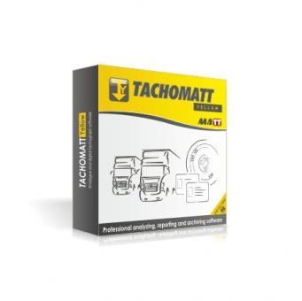 TACHOMATT Yellow
