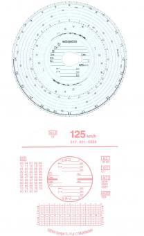 Diagrammscheiben 125KM/H 24H KOMBI 517.601.2506
